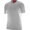 Salomon Trail Runner SS Shirt Men white/matador